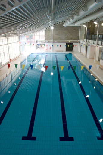Swimming Pool For Hire At Queenswood School Herts